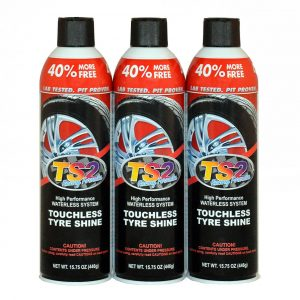 Product Image of FW1's TS2 Touchless Tyre Shine 3 Pack   Car Detailing   Car Care Products