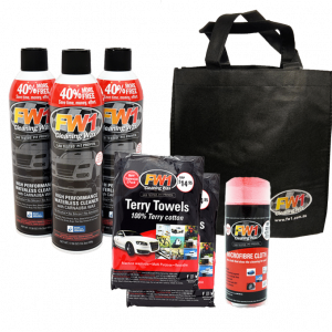 FW1 Car Enthusiast Pack - CAR CLEANING KIT
