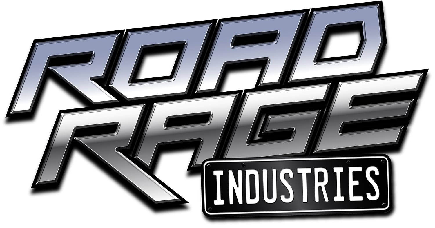 Road Rage Industries Stockist and Racing Partnership with FW1 Logo image of Road Rage Industries