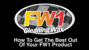 How to get the best out of your FW1